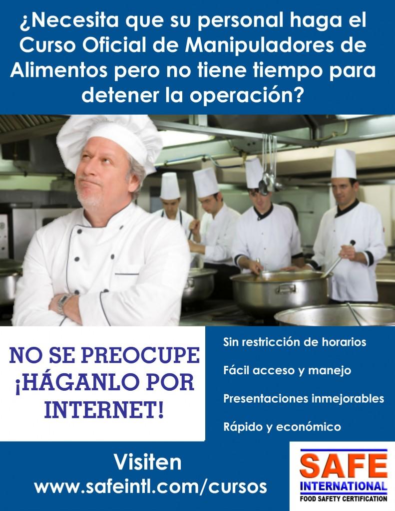 poster curso mha on line empresas